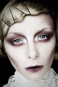 ghost makeup - Googl