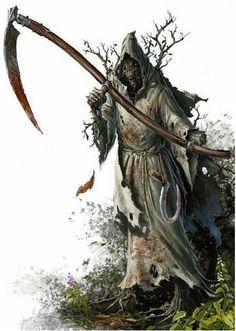 Afflicted Reaper