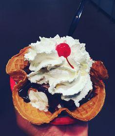 Plaza Ice Cream Sundae