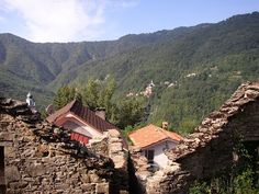 An unknown, but lovely area of Italy - not far from #Milan - Val Trebbia #Italy