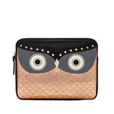 Kate Spade iPad sleeve - wise owl
