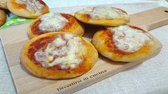 Pizzette per buffet
