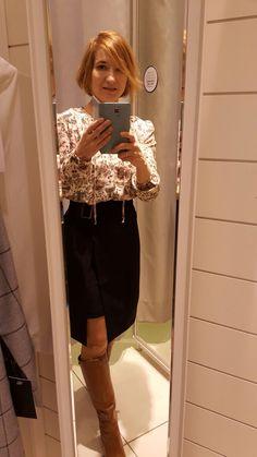 Stylizacja wiosenna do biura #fashion # moda #style
