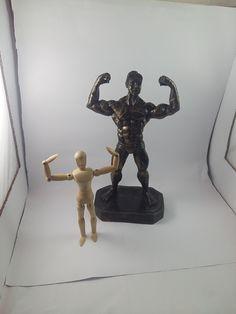 Escultura Fisiculturista. Body Builder