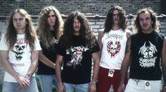 Cannibal Corpse original lineup