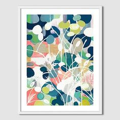 Minted for west elm – Summer Rising
