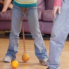 Panty hose and oranges relay race. Great fun for children and adults. Inexpensive to do and will create lasting memories at your next party or picnic. BestDJForum.com   http://www.bestdjforum.com/entry.php?18-Panty-Hose-and-Oranges-Relay-Race-Panty-Hose-Polo-Contest