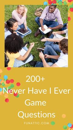 If you are looking for a list of never have I ever questions, you have come to the right place. Fun Youth Group Games, Games For Teens, Fun Games, Team Building Activities, Camping Activities, Birthday Party Games For Kids, Birthday Ideas, Never Have I Ever, Camping Checklist