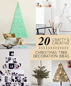 15 Creative Christmas Trees   Weekly Wrap Up