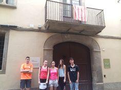 7. Casa natal de Maria Àngels Anglada