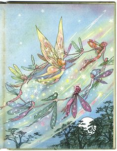 Barbara Mary Campbell (CAM) BUTTERCUP FAIRY 1945 rare! | Flickr - Photo Sharing!
