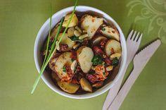 Bissen fürs Gewissen: {Gastpost} Italienischer Kartoffelsalat / Deli from the Valley
