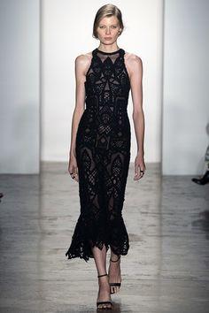 Sfilata Jonathan Simkhai New York - Collezioni Primavera Estate 2016 - Vogue