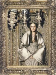 Diva's worship of High Fashion