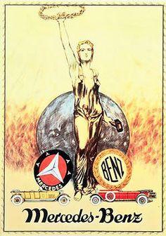 Daimler and Benz merger in 1926