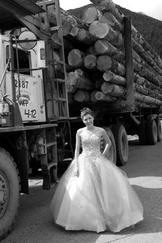 I'll have a picture like this on my wedding day (: