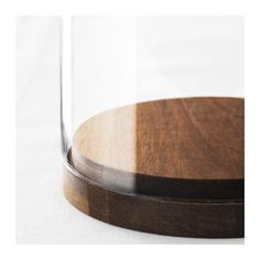 HÄRLIGA Glass dome with base IKEA The glass dome with base can be used to display your favorite decorative items.