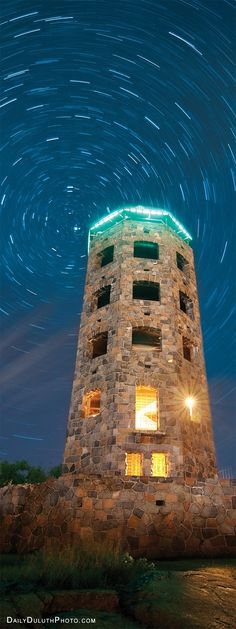 Enger Tower Duluth.   So many memories going here when I was a kid. I thought bigfoot lived at the top.  #MSPdestination
