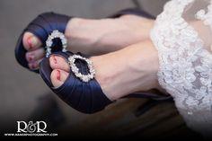Wedding Heels | Something Blue | #weddingheels #somethingblue #RandRCreativePhotography
