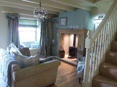 Living Room   Lavender Cottage Whitby