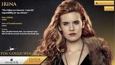 Twilight Irina