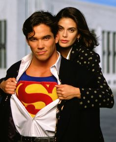 Superman & Lois Lane