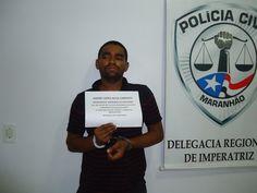 Polícia do Maranhão prende assaltante de banco em Tocantins