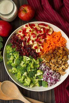 Broccoli Apple Salad   Cooking Classy