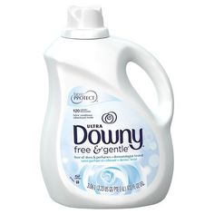 Ultra Downy® Free & Gentle™ Liquid Fabric Conditioner 103 FL oz. : Target