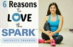 6 Reasons Why You'll Love the Spark Activity Tracker via @SparkPeople
