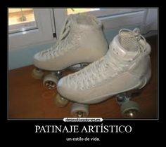 patin artistico es mi vida sobre ruedas - Buscar con Google