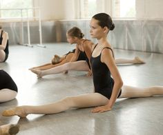 The Splits: How To Get Your Splits in Dance - Dance.Answers.com