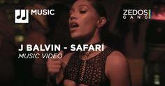 J Balvin - Safari ft. Pharrell Williams, BIA, Sky