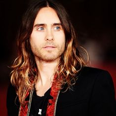 Because this man is a beauty. | Jared Leto Defies All Aging Logic As The Sexiest 42-Year-Old Man On Earth
