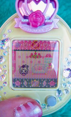 I really want a new Tamagotchi.