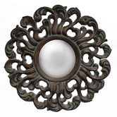 Found it at Wayfair - Traditional Designs Lilly Framed Mirror