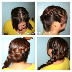 How to create the katniss braid on yourselfthe hunger games hair hair cuts the katniss braid solutioingenieria Images