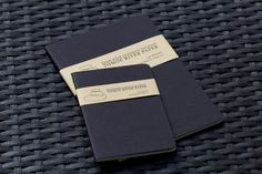 Tomoe River Paper Handcrafted Notebooks Review