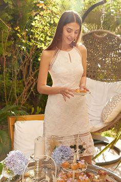 Available to try in Sydney and Melbourne #wedding #australianwedding #melbournebride #sydneybride #bohobride #bride #ausbride #australianbride #realbride #weddinginspiration #melbourne #sydney #elopement #covidwedding #weddinginspo #romanticbride #romanticwedding #bridesmaids #bridesmaidgowns #bridal #bridalgown #weddingdress #affordablebridal #australianbride #australianbridal #couture #lacewedding #laceweddingdress #shortweddingdress #tealengthweddingdress #engagementdress #bridalshower High Neck Lace Dress, Lace Skirt, Engagement Dresses, Wedding Dresses, Affordable Bridal, Tea Length Wedding Dress, Little White Dresses, Boho Bride, Dress For You