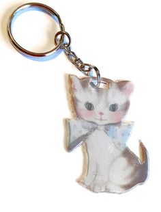 Adorable Kitten reflector Personal Safety, Kitten, Personalized Items, Kittens, Kitty Cats, Baby Cats, Kitty