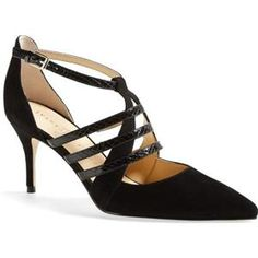 Ivanka Trump 'Tellas' Pointy Toe Pump (Women) | Nordstrom