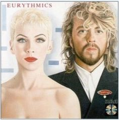 """Sweet dreams are made of these!"" The Eurythmics...love these guys!"