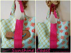 lillesol & pelle Schnittmuster/ Pattern: Sunshine Coast