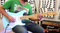 Ana Ekipmanlar;  Marshall JVM 205C Shure SM57 t.c.electronic Impact Twin  https://vimeo.com/119646516  https://soundcloud.com/mydukkan/fender-classic-series-50s-stratocaster-amfi https://soundcloud.com/mydukkan/fender-classic-series-50s-stratocaster-ham https://soundcloud.com/mydukkan/fender-classic-series-50s-stratocaster-reamp  http://www.mydukkan.com/yardim.asp?id=120