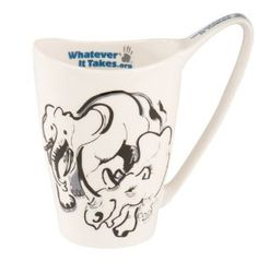 Churchill China Whatever It Takes Ronnie Wood Mug: We have this one quirky and a good cause