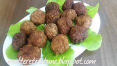 RETETE: Chiftele Ethnic Recipes, Food, Essen, Meals, Yemek, Eten