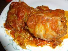 Stuffed Cabbage Rolls - Galumpkis - The Best Cabbage Rolls - Golabki - YouTube