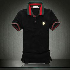 f9c3cb0318f 12 Best Gucci Polos images | Men's polo shirts, Ice pops, Gucci