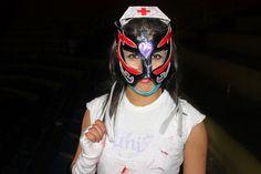 Lucha Libre y Box: Lucha del viernes en la Arena Femenil con la prese...