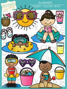Kids and Stars Clip Art | Colors, The o'jays and Clip art